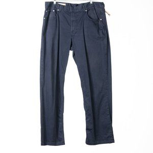 Faconnable Dark Wash Pants - Size 38R